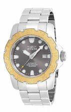 INVICTA Men's 17089 Pro Diver Automatic 3 Hand Charcoal no reserve free shipping
