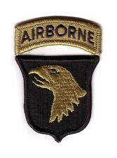 "101st AB DIVISION ""Multicam® Patch"" (Fabrication Actuelle)"