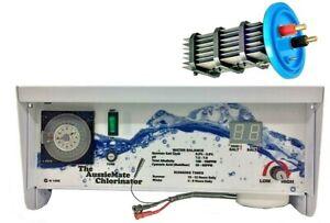 Autochlor Retrofit replacement AC30amp  SaltWater Chlorinator & Cell Aussiemate