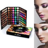 Pro 120 Farben Lidschatten Eyeshadow Kosmetik Matt Palette Schminke Makeup  NEU