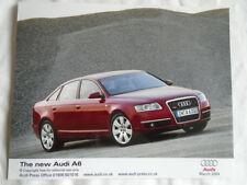Audi A6 press photo Mar 2004