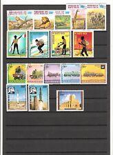 N°386,387 - HAUTE-VOLTA - poste aérienne ( 1973-76 ) - timbres oblitérés