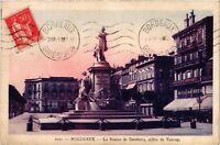 CPA  Bordeaux - La Statue de Gambetta, allées de Tourny   (655558)