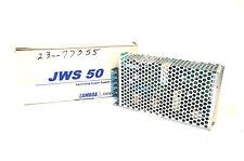 NEW LAMBDA JWS-50-24/A POWER SUPPLY JWS5024A