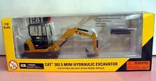 Caterpillar, Cat, 302.5 MINI HYDRAULIC, Excavator, 1/32, DieCast, Norscot 55085