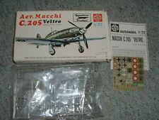 Super Model  1/72 Aer.  Macchi C.205 Veltro