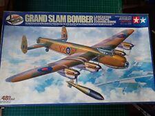TAMIYA Avro Lancaster B1 Special, Grand Slam, 1/48, spinning props, serial 61504