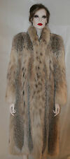 CHRISTIAN DIOR SPECTACULAR CANADIAN LYNX FULL LENGTH FUR COAT JACKET - $25,000