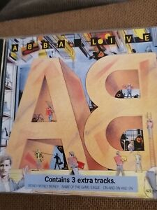 ABBA Live [Remaster] by ABBA (CD, Mar-1999, Polydor)