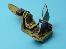 Aires 1/72 p-39q/n Airacobra Cockpit Set # 7044