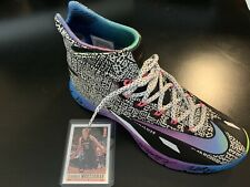 2014 Full Team Auto Washington Mystics #BETRUE Promo Nike Zoom Shoe Gorgeous 🔥!
