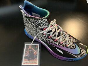 2014 Full Team Auto Washington Mystics #BETRUE Promo Nike Zoom Shoe Gorgeous 🔥!