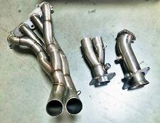 SOHC VTEC EXHAUST HEADER+Titanium HEAT WRAP D15B7 D15B8 D16Y7 D16Y5 D16Y8 D16A6