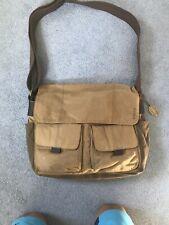 Fossil Men's Wagner Messenger Laptop Bag MBG1159 Brown