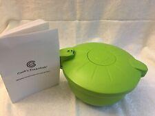 Cooks Essentials 4.5qt Microwave Pressure Cooker -  Green -
