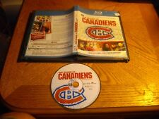 Pour toujours les Canadiens (Blu-ray Disc, 2010, Canadian)