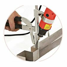 Electric 3D Channel Letters Metal Grooving Slotting Machine Bender Groover Tool