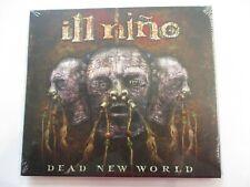 ILL NINO - DEAD NEW WORLD - CD DIGIPACK SIGILLATO 2010