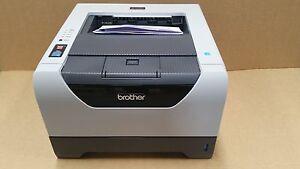 Brother HL-5350DN 5350DN Mono Laser Desktop Duplex Printer + Warranty