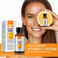 30ML Sérum Acide Hyaluronique Vitamin C 20% pour le Visage | MEILLEUR Anti-âge |