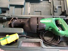 Hitachi CR13V2 Reciprocal Saw 110v Watt 1010