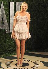 Maria Sharapova Posing Pink Dress 8x10 Photo Print