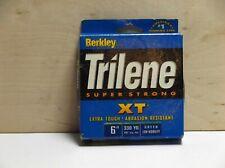 Fishing Line Trilene super strong XT 6# test color green