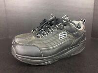 Skechers Mens 52000 Shape Ups XT Walking Shoe Black Toning Sneaker SIZE 11