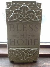 unbranded celtic irish home décor plaques & signs | ebay