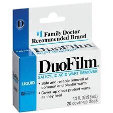 DuoFilm Wart Remover Liquid 1/3 oz. (Exp: 02/2021)
