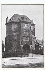 Northumberland Postcard - The Black Gate, Castle of Newcastle-upon-Tyne  MB612