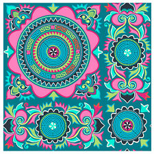 Dream Weaver -  Mantra in Teal by Amy Butler cotton quilting & style fabric