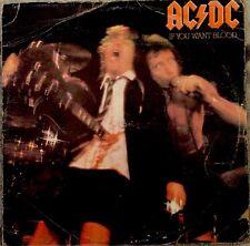 AC/DC – If You Want Blood (Si Tu Quieres Sangre) Venezuela Edition Rare