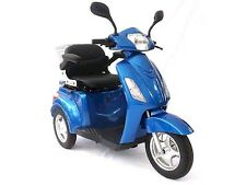 Adult electric mobility scooter, motor scooter, mobile scooter, tricycle trike