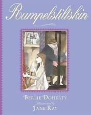 Rumpelstiltskin (Illustrated Classics), New, Berlie Doherty Book