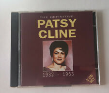 Patsy Cline - The Definitive 1932-1963 Double CD