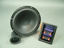 "Sub Woofer 4 ohm 8"" Kit Acoustic Research Woofer Cerwin Vega Crossover"