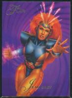 1994 Marvel Annual Trading Card #142 Jean Grey