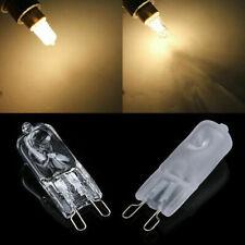 US G9 Type Halogen Light Bulb Lamp Capsule Frosted LED Bulb 220V 20/40/60W New
