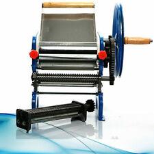 Commercial Manual Pasta Press Maker Noodle Machine Dumpling Skin Home
