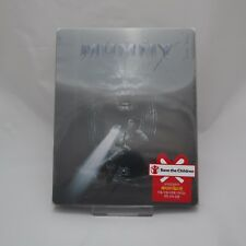 The Mummy (2017, Blu-ray) 2D + 3D Combo Steelbook Edition / Tom Cruise