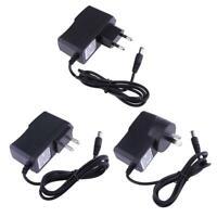 9V 300mA AC to DC Power Adapter Converter 5.5*2.5mm Center Negative #G