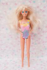 Bathtime Fun Barbie 1990 Mattel vintage