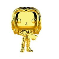 FUNKO POP! Marvel Studios: The First Ten Years Gold Chrome GAMORA