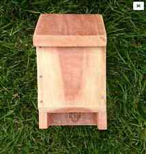 Redwood Bat House - Handmade by the Green Hen Co.