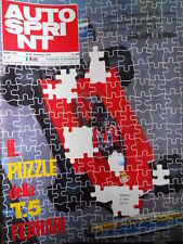 Autosprint n°47 1979  Il puzzle della Ferrari T5 [P9]