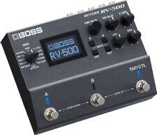 BOSS / RV-500 REVERB boss reverb effector from japan F/S