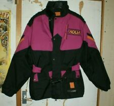 FRANK THOMAS AQUA PORE NEW MOTORCYCLE JACKET SIZE 38