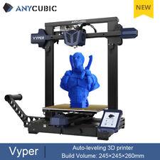 Anycubic Vyper Imprimante 3D Printer Nivellement automatique 245*245*260mm EU