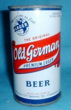 New ListingOld German Flat Top Beer Can Queen City Cumberland Md